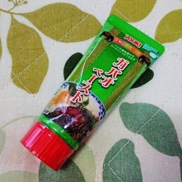 ユウキ食品 ガパオペースト チューブタイプ