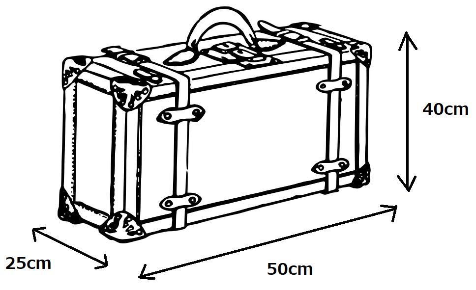 LCC ピーチ 機内持ち込み手荷物 サイズ